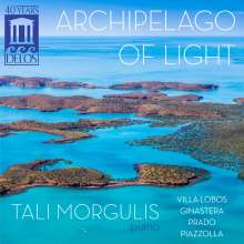 Tali Morgulis - Archipelago Of Light, CD