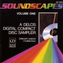 "Delos-Sampler ""Soundscapes Vol.1"", CD"