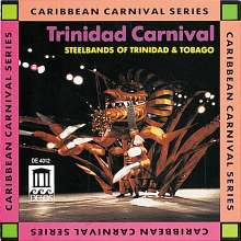 Trinidad Carnival Steel Band: Trinidad LTD.Skiffle Bunch, CD