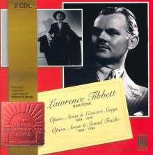Lawrence Tibbett singt Arien & Lieder, 2 CDs