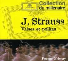 Johann Strauss II (1825-1899): Walzer & Polkas, CD