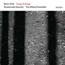 Boris Yoffe (geb. 1968): Song Of Songs, CD