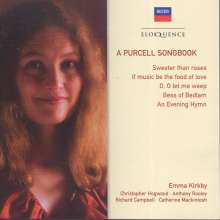Henry Purcell (1659-1695): Lieder - A Purcell Songbook, CD