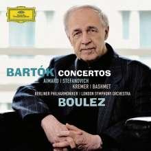 Bela Bartok (1881-1945): Konzert für 2 Klaviere,Schlagzeug & Orchester, CD