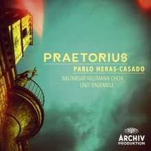 Michael Praetorius (1571-1621): Magnificat per omnes versus super ut re mi fa so la, CD