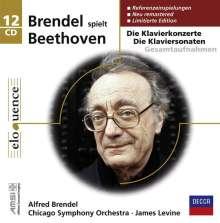 Ludwig van Beethoven (1770-1827): Klaviersonaten Nr.1-32, 12 CDs