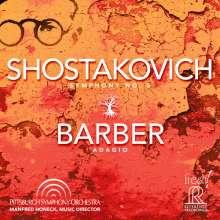 Dmitri Schostakowitsch (1906-1975): Symphonie Nr. 5, SACD