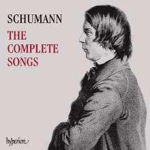 Robert Schumann (1810-1856): The Complete Songs, 10 CDs