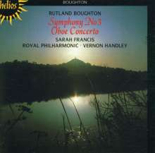 Rutland Boughton (1878-1960): Symphonie Nr.3, CD