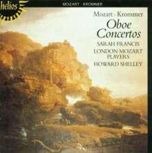 Franz Krommer (1759-1831): Oboenkonzerte opp.37 & 52, CD