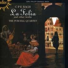 Carl Philipp Emanuel Bach (1714-1788): Triosonaten Wq.158 & Wq.161,1, CD