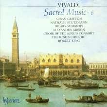 Antonio Vivaldi (1678-1741): Beatus Vir RV 795 (Psalm 111), CD