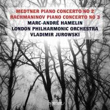 Nikolai Medtner (1880-1951): Klavierkonzert Nr.2, CD