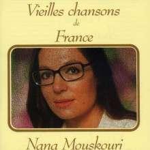 Nana Mouskouri: Vieilles Chansons De France, CD