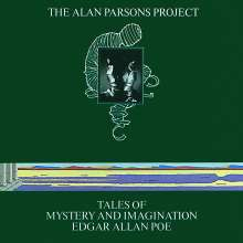 The Alan Parsons Project: Tales Of Mystery And Imagination - Edgar Allan Poe, CD