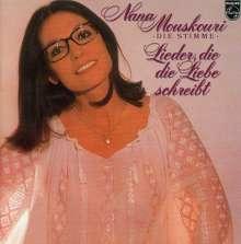 Nana Mouskouri: Lieder, die die Liebe schreibt, CD