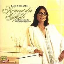 Nana Mouskouri: Konzert der Gefühle, CD