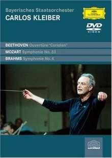 Carlos Kleiber dirigiert das Bayerische Staatsorchester, DVD