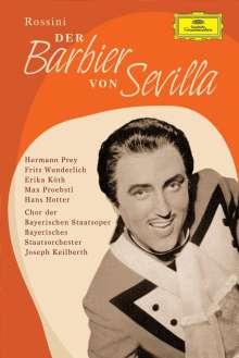Gioacchino Rossini (1792-1868): Der Barbier von Sevilla (in dt.Spr.), DVD