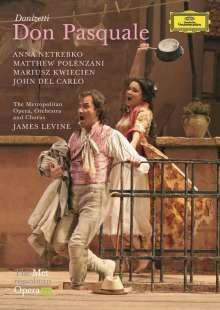 Gaetano Donizetti (1797-1848): Don Pasquale, DVD
