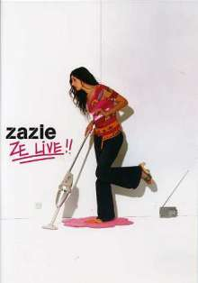 Zazie: Zazie: Ze Live!! 2003, DVD
