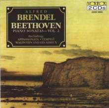 Ludwig van Beethoven (1770-1827): Klaviersonaten Nr.16-19,21-23,26, 2 CDs