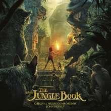 Filmmusik: The Jungle Book, CD