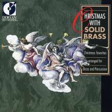 Christmas with Solid Brass, CD