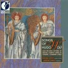 Hugo Wolf (1860-1903): Goethe-Lieder, CD