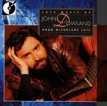 John Dowland (1562-1626): 28 Lautenstücke, CD