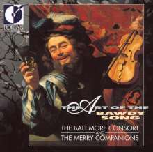 The Art of the Bawdy Song, CD