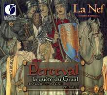 Perceval - La quete du Graal Vol.1, CD