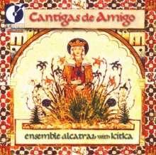 Cantigas de Amigo - Songs for a Friend, CD
