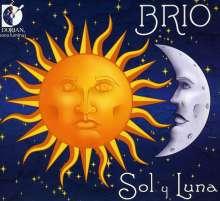 Brio - Sol y Luna, CD