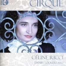 Celine Ricci - Cirque, CD