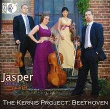 Jasper String Quartet - The Kernis Project: Beethoven, CD