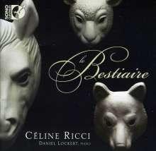 Celine Ricci - Bestiaire, CD