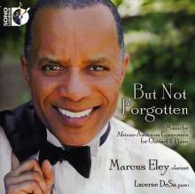 Marcus Eley - But Not Forgotten, CD
