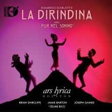 Domenico Scarlatti (1685-1757): La Dirindina, CD