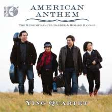Ying Quartet - American Anthem, CD