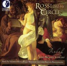 Rossi and his Circle, CD