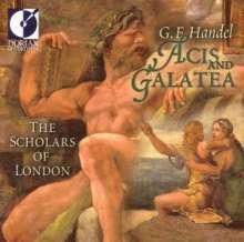 Georg Friedrich Händel (1685-1759): Acis und Galatea (1716), CD
