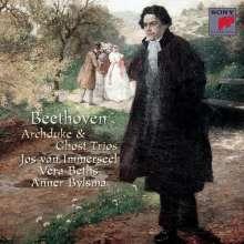 Ludwig van Beethoven (1770-1827): Archduke / Ghost Trios, CD