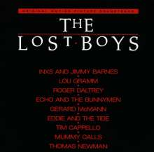 Filmmusik: The Lost Boys, CD