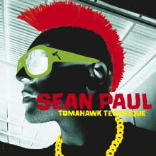 Sean Paul: Tomahawk Technique, CD