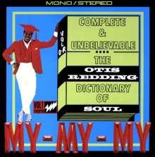 Otis Redding: Complete & Unbelievable: The Otis Redding Dictionary Of Soul (180g), 2 LPs