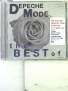 Depeche Mode: Best Vol. 1, CD