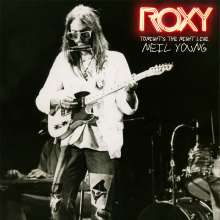 Neil Young: Roxy - Tonight's The Night Live