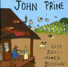 John Prine: Lost Dogs & Mixed Bless, CD