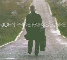 John Prine: Fair & Square, CD